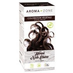 Aroma-Zone organic dark brown henna