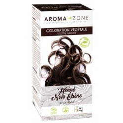 Aroma Zone Organic Dark Brown Henna This Dark Brown Henna Provid
